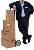 We have been providing reliable delivery services for over 25 years,